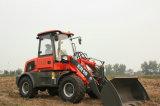 Das bescheinigte Everun Marke CER artikulierte das 1.6 Tonnen-kleine Rad-Ladevorrichtung