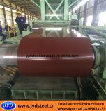 Bobina de acero de PPGI usada en el edificio