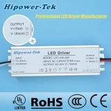 30W Waterproof o excitador ao ar livre do diodo emissor de luz da fonte de alimentação IP65/67 com UL