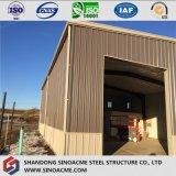 倉庫のためのPebの鋼鉄移動可能な構造