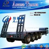 3 eixos de 50 toneladas baixo do leito reboque do caminhão Semi (LAT9322TDP)