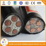 XLPE isolou o cabo 600/1000V Sheathed PVC