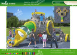 Kaiqi eindeutige Molekül-Form-kompakte kletternde Spielplatz-Serie