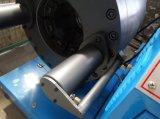 Máquina de friso qualificada Ce da mangueira resistente até 6 polegadas