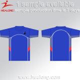 Homme de Healong toute taille tout T-shirt de sublimation de vente en gros de logo