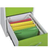 3 ящика Metal наружный шкаф для картотеки рук фермуара