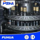Máquina de perfuração servo ultra eficiente da torreta do CNC da movimentação do Ce