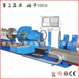Torno horizontal grande del CNC para el cilindro del azúcar que trabaja a máquina (CG61160)