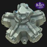Motor hidráulico do pistão radial da ranhura Nhm8-600 para o equipamento de suspensão do recipiente