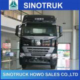 Exportação do caminhão da cabeça do trator de Sinotruk 420HP A7 6X4 a Tanzânia