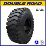 Doubleroad superior marca Qingdao o pneumático liso 16.00 do pneu contínuo 5.00-8 portuários