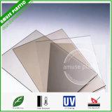 Do PC plástico do policarbonato da Uv-Proteção de Bayer da alta qualidade folha lisa contínua