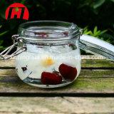 Tarro de cristal del alimento del tarro promocional del almacenaje para el tarro de cristal hermético del caramelo