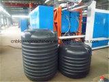 Cilindro plástico automático do tanque de água do HDPE que faz a máquina