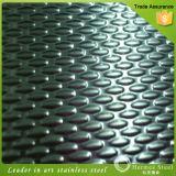 Roestvrij staal van de Textuur van China het In het groot In reliëf gemaakte voor de BuitenBekleding van de Muur