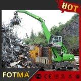 Engines diesel e Elettrotipia-Hydraulic Wheel Material Handler Waste Handling