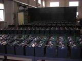 12V100ah dichtete Leitungskabel-saure Sonnenenergie-Batterien
