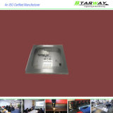 Peças personalizadas da estaca do laser da precisão com fabricação de metal da folha