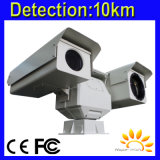 ボーダー監視車によって取付けられるPTZの熱保安用カメラ