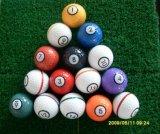 Mini billes colorées promotionnelles de formation de pratique en matière de golf de billes de golf avec l'emballage d'ampoule