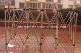 la tente se pliante en aluminium bon marché de 6X6m sautent vers le haut des tentes