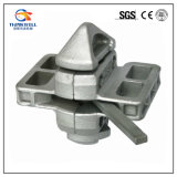 Enrouleur d'emballage à double extrémité en acier forgé Twistlock