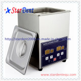 2L Stainless Steel Digital Tabletop Ultrasonic Cleaner de Dental Equipment