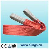 Tipo 100% dell'occhio della fibra di Sln Synthectic imbracatura della tessitura