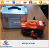 Soldador de plástico para la venta Geomembrana Hot Wedge Welder