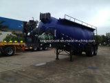 중국 상표 27m3 시멘트 탱크 트레일러