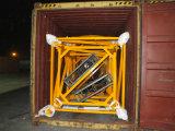 Tc6013-Max. Caricamento: Un caricamento da 6 tonnellate/punta: gru a torre di 1.3t/Boom 60m Mingwei per la macchina della costruzione