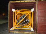 Tc6013-Max. Нагрузка: Нагрузка 6 тонн/конца: кран башни 1.3t/Boom 60m Mingwei для машины конструкции