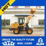 Petit chargeur de roue de Zl26 1.6t avec du ce 0.8m3 à vendre
