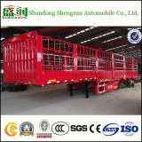 3 Stange-Bulkladung-Transport-halb Schlussteil der Wellen-13m für Verkauf