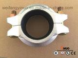 Acoplador flexible Grooved dúctil de las instalaciones de tuberías del hierro 300psi (agua potable, lucha contra el fuego)