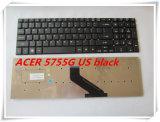 Het Toetsenbord Ffor Acer van het Notitieboekje van de Prijs van de fabriek streeft V3-731 5755 5755g 5830 5830g ons Lay-out