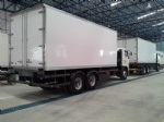 Corpi del camion/contenitore di camion/Van Box refrigerati