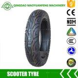 80/80-11 neumático del neumático sin tubo del tubo de la vespa