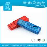 高品質のプラスチックフラッシュ大きさ1GB USBのフラッシュ駆動機構