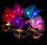 LED 빛을내는 가장 무도회 Halloween 당 가면