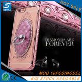 모조 다이아몬드 Samsung J7 전성기를 위한 수정같은 셀룰라 전화 상자