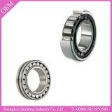 Rodamiento de rodillos cilíndrico de la calidad de los rodamientos de los rodamientos automotores europeos de la precisión (NUP318E)