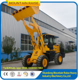 Hydraulische Minirad-Ladevorrichtung des China-unterere Preis-2ton mit Cer