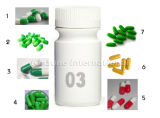 Gel do OEM que Slimming as cápsulas, Slimming o comprimido da dieta dos produtos