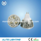 GU10 3W/5W/7W SMD MR16 LED Lamp LED Spotlight (AS01-3W)