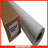 Высокое качество Polymeric Self Adhesive Vinyl для Large Format Digital Printing/5 Years Valid (SAVPV740W)