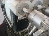 Máquina gêmea da extrusora da paralela do parafuso da tubulação e da câmara de ar do PVC
