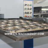 Máquina cortando automática da base lisa de Zj1300ts-B para fazer caixa ondulada da caixa
