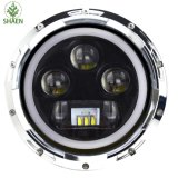 Automobile Headl Ight di H/L LED per la jeep 60W 7 pollici