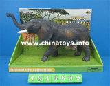 2017熱い販売のおもちゃのIC (1014620)の柔らかいプラスチック恐竜のおもちゃ